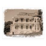 Postal Casa histórica de Juan Bremond