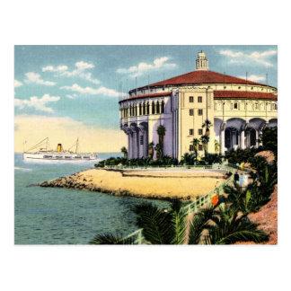 Postal Casino de la isla de Catalina
