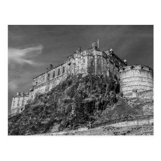 Postal Castillo de Edimburgo, Escocia