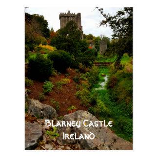 Postal Castillo de la lisonja, Irlanda