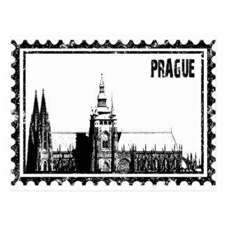 Postal Castillo de Praga