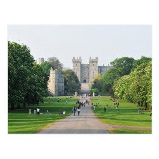 Postal Castillo de Windsor