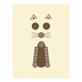 Postal CAT de Tabby