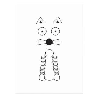 Postal CAT llano