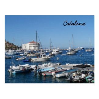Postal Catalina, California