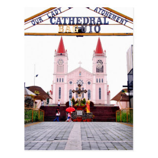 Postal Catedral de Baguio