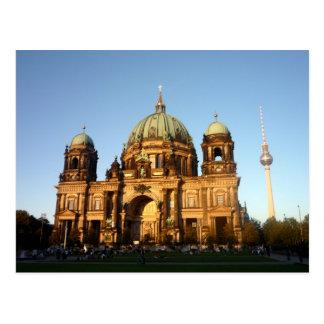 Postal Catedral de Berlín
