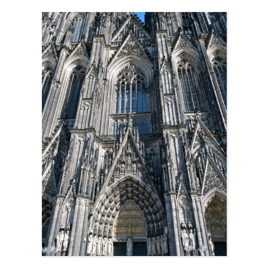 Postal Catedral de Colonia