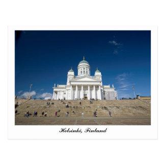 Postal Catedral de Helsinki