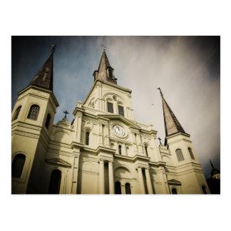 Postal Catedral de St. Louis