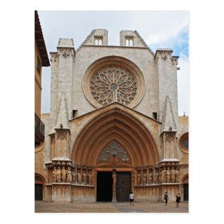 Postal Catedral de Tarragona