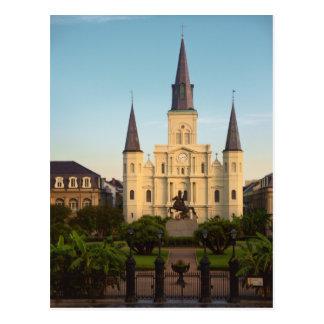 Postal Catedral New Orleans de St. Louis