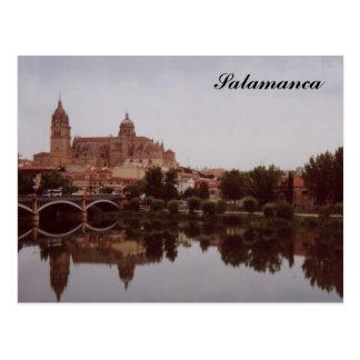 Postal Catedral - Salamanca