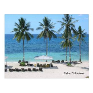 Postal Cebú, Filipinas