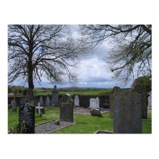 Postal Cementerio