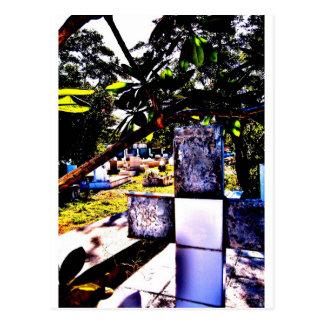 Postal Cementerio en St. Maarten