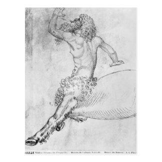 Postal Centaur, el álbum de Vallardi