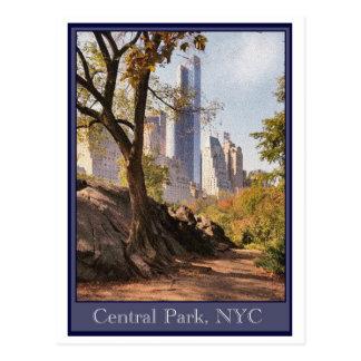 Postal Central Park, NYC