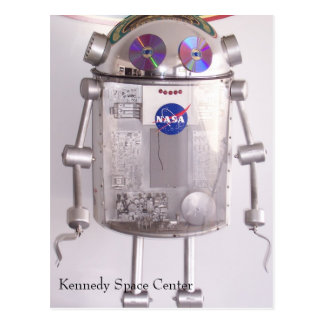 Postal Centro Espacial Kennedy