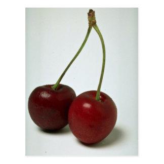 Postal Cerezas deliciosas