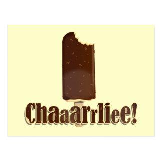 Postal ¡Chaaarrliee!