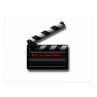 Postal Chapaleta de la película
