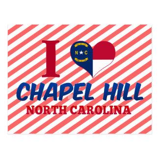 Postal Chapel Hill, Carolina del Norte