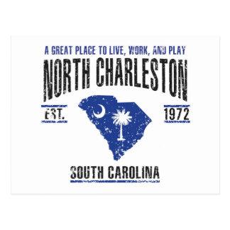 Postal Charleston del norte