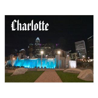 Postal Charlotte