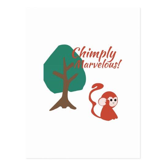 Postal Chimply maravilloso