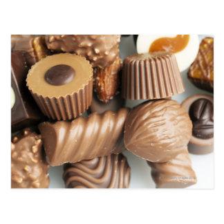 Postal chocolates