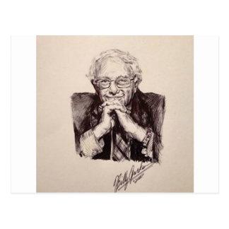 Postal Chorreadoras de Bernie de Billy Jackson