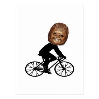 Postal Ciclista legendario