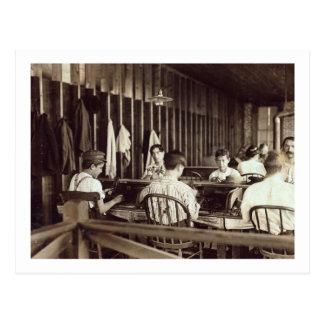 Postal Cigarro Boys, 1909 de Tampa