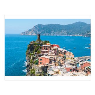 Postal Cinque Terre Italia