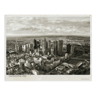 Postal Ciudad de Melbourne
