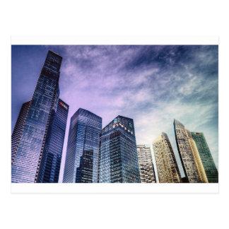 Postal Ciudad de Singapur