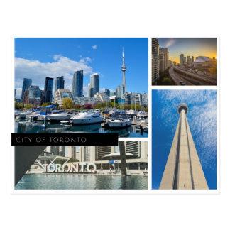 Postal Ciudad de Toronto