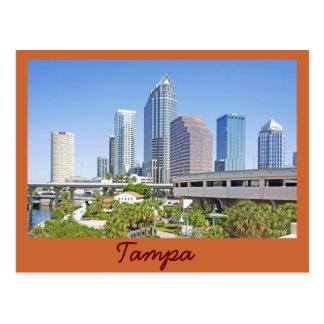Postal Ciudad más grande siguiente de Tampa, América