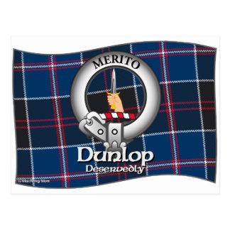 Postal Clan de Dunlop