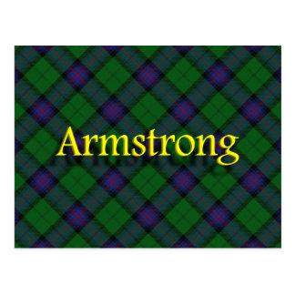 Postal Clan escocés Armstrong