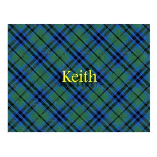 Postal Clan escocés Keith