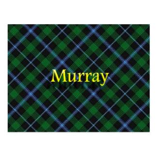 Postal Clan escocés Murray