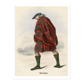 Postal Clan MacAulay