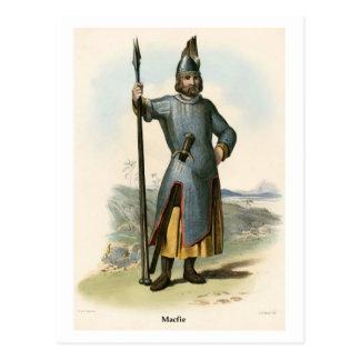 Postal Clan Macfie