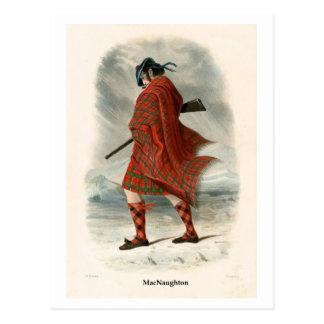Postal Clan MacNaughton