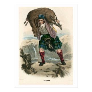 Postal Clan Macrae