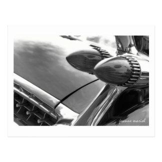 Postal clásica del coche 112