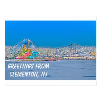Postal Clementon, NJ