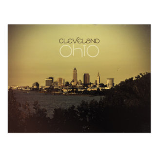 Postal Cleveland, Ohio - vintage